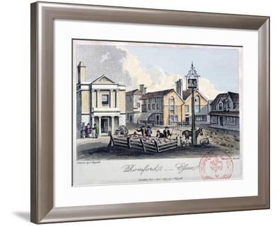 Romford, Essex, 1817-Daniel Havell-Framed Giclee Print
