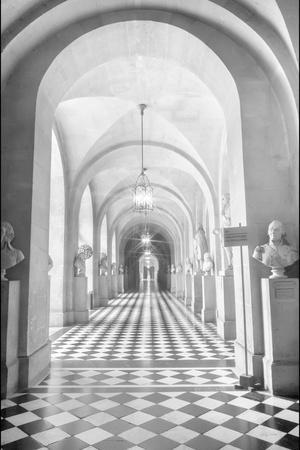 Hall at Versaille