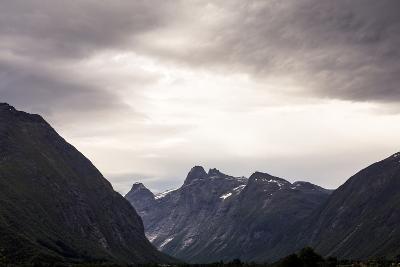 Romsdalseggen Hike, Andalsnes, Romsdalen, Norway-Axel Brunst-Photographic Print