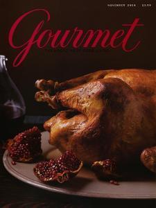 Gourmet Cover - November 2004 by Romulo Yanes