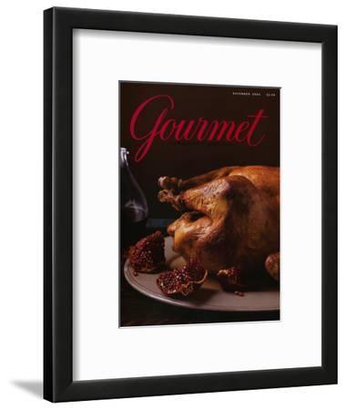 Gourmet Cover - November 2004