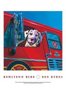 Hometown Hero by Ron Burns