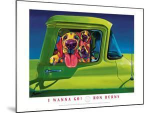I Wanna Go by Ron Burns