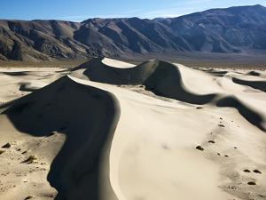 Sand Dunes by Ron Chapple