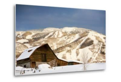 Steamboat Springs Ski Area and Barn, Colorado