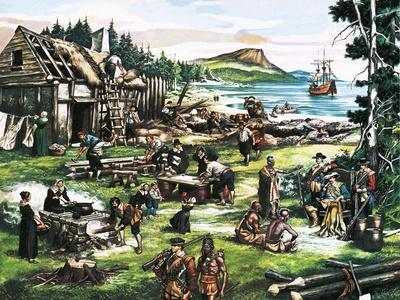 The American Settlers