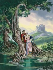 Tristan and Isolde by Ron Embleton