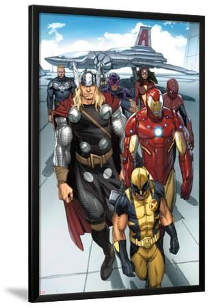 Daken: Dark Wolverine No.9.1: Wolverine, Thor, Iron Man, Spider-Man and Others