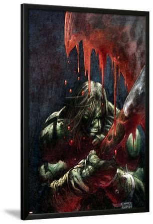 Skaar: Son Of Hulk Presents - Savage World Of Sakaar No.1 Cover: Skaar