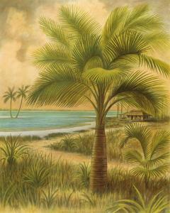 Island Palm II by Ron Jenkins