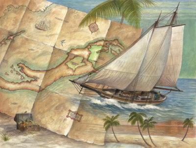 West Indies Schooner
