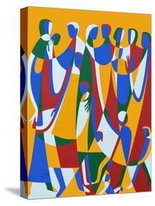 Be Patterns, Be Examples, 1998 by Ron Waddams