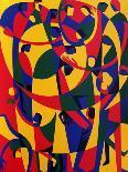 Dance, 1977-Ron Waddams-Giclee Print