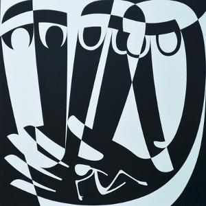 Peace Work, 1999 by Ron Waddams