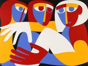 Till Light Arise, 1988 by Ron Waddams