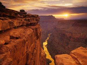 Grand Canyon from Toroweap Point by Ron Watts