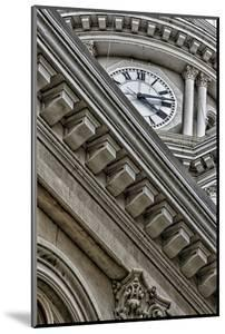 Building Detail: Tippecanoe County Courthouse, Lafayette, Indiana by Rona Schwarz