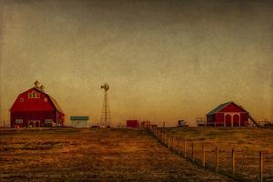 The Farm at Prophetstown State Park, Battleground, Indiana by Rona Schwarz