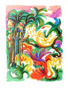 Jungle Birds by Ronald Julius Christensen