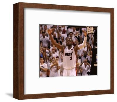 Dallas Mavericks v Miami Heat - Game Two, Miami, FL - JUNE 02: Dwyane Wade