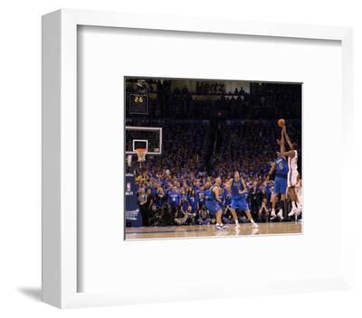 Dallas Mavericks v Oklahoma City Thunder - Game Four, Oklahoma City, OK - MAY 23: Kevin Durant, Sha