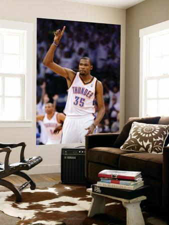 Oklahoma City, OK - June 6: Kevin Durant