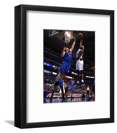 Oklahoma City Thunder v Dallas Mavericks - Game Five, Dallas, TX - MAY 25: Brendan Haywood and Nick