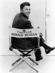 Ronald Reagan Was Host of the General Electric Theater on CBS Television from 1954-1962