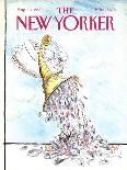 The New Yorker Cover - August 13, 1990-Ronald Searle-Premium Giclee Print