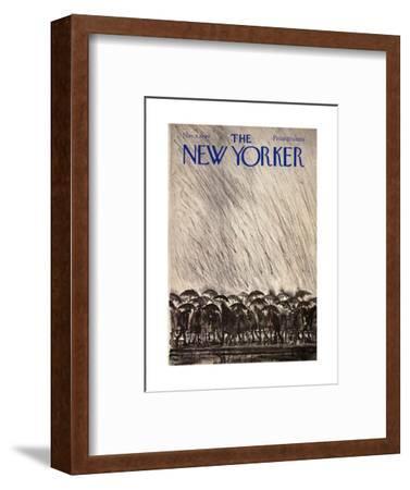 The New Yorker Cover - November 8, 1969