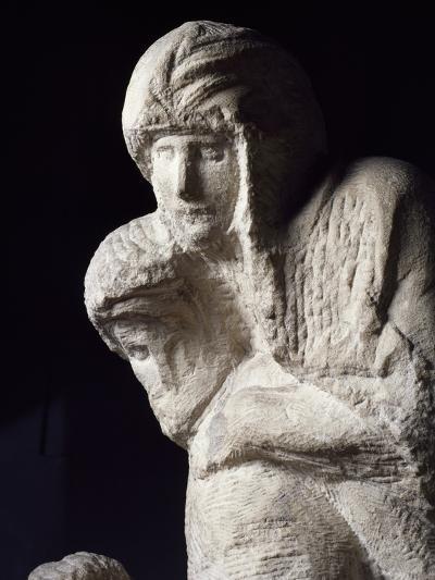 Rondanini Pieta--Giclee Print