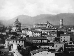 Rooftop View of Pisa