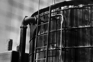 Rooftop Water Tank NYC
