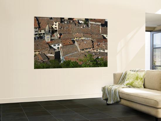 Rooftops from Liberty Palace (Palazzo Della Liberta)-Ruth Eastham & Max Paoli-Wall Mural
