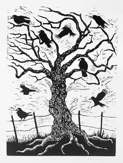 Rook Tree, 1999-Nat Morley-Giclee Print
