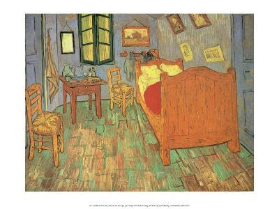 Room at Arles, 1889-Vincent van Gogh-Art Print