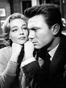 Room At The Top, Simone Signoret, Laurence Harvey, 1959