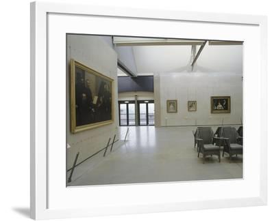 Room Impressionism: Gonzales, Morisot, Fantin Latour--Framed Giclee Print