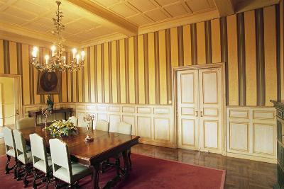 Room in Chateau of Marqueyssac, Vezac, Aquitaine, France--Photographic Print
