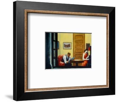 Room in New York Edward Hopper Art Print 7x5