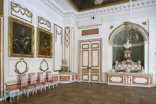 Room in the Seremetev Palace--Photographic Print