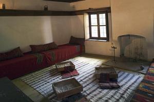Room Interior in House-Museum of Neofit Rilski, Bansko, Bulgaria