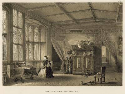 Room Leading to the Chapel, Knowle, Kent-Joseph Nash-Giclee Print