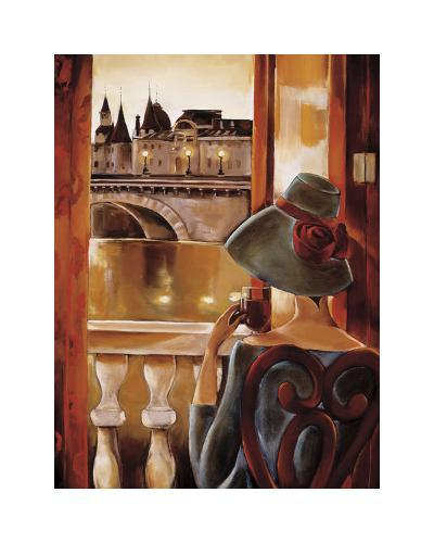 Room with a View I-Trish Biddle-Giclee Print