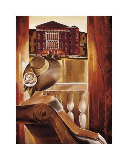 Room with a View II-Trish Biddle-Giclee Print