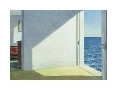 Rooms by the Sea, 1951-Edward Hopper-Art Print