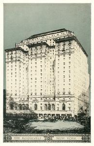 Roosevelt Hotel, New York City