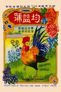Rooster by the River Firecrackers