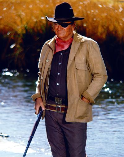 Rooster Cogburn--Photo