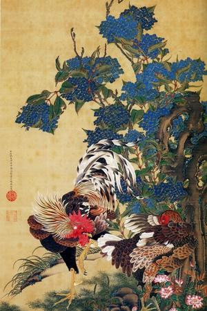 https://imgc.artprintimages.com/img/print/rooster-hen-and-hydrangea_u-l-pn9zbt0.jpg?artPerspective=n